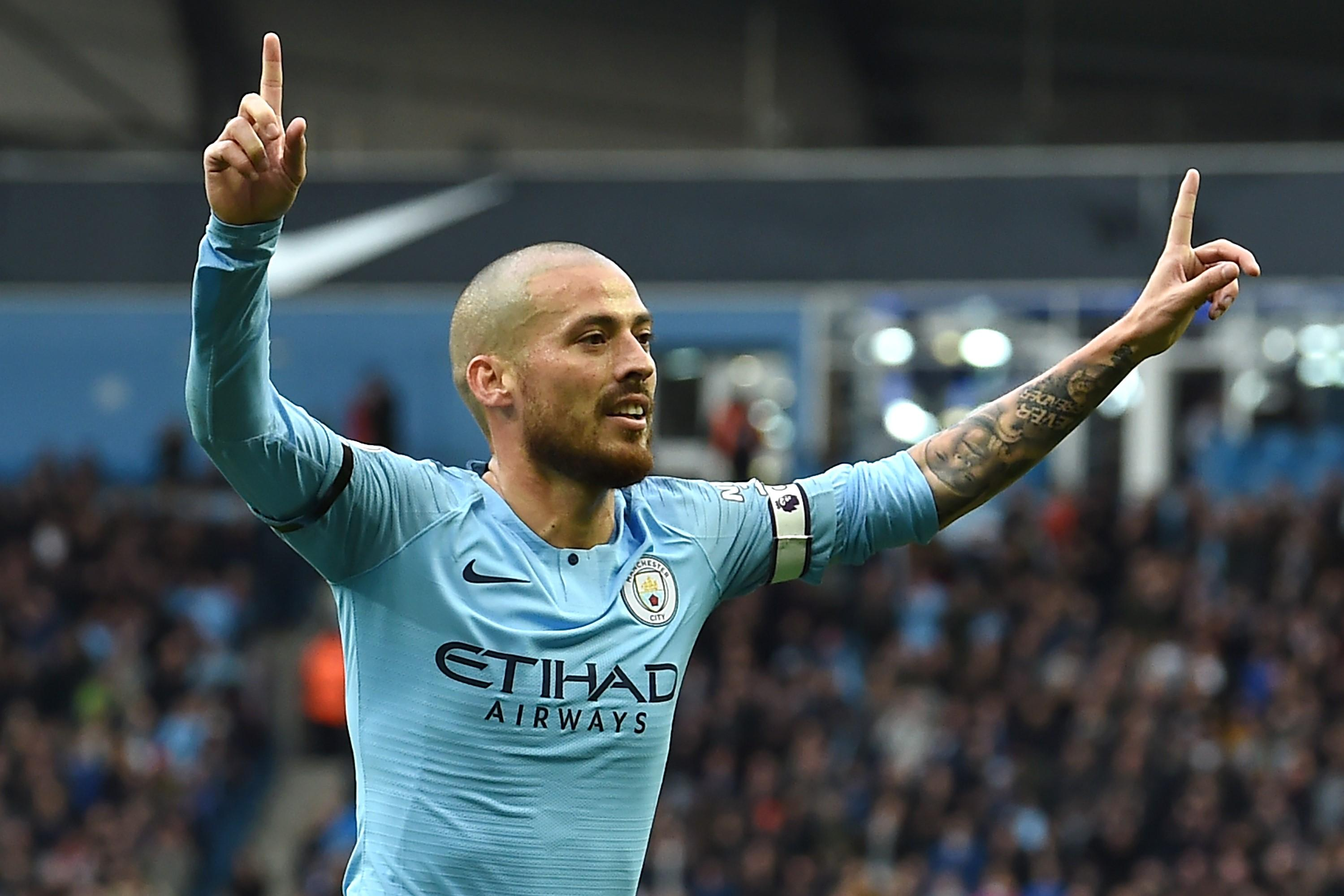 Silva Stepping Up In Absence Of De Bruyne