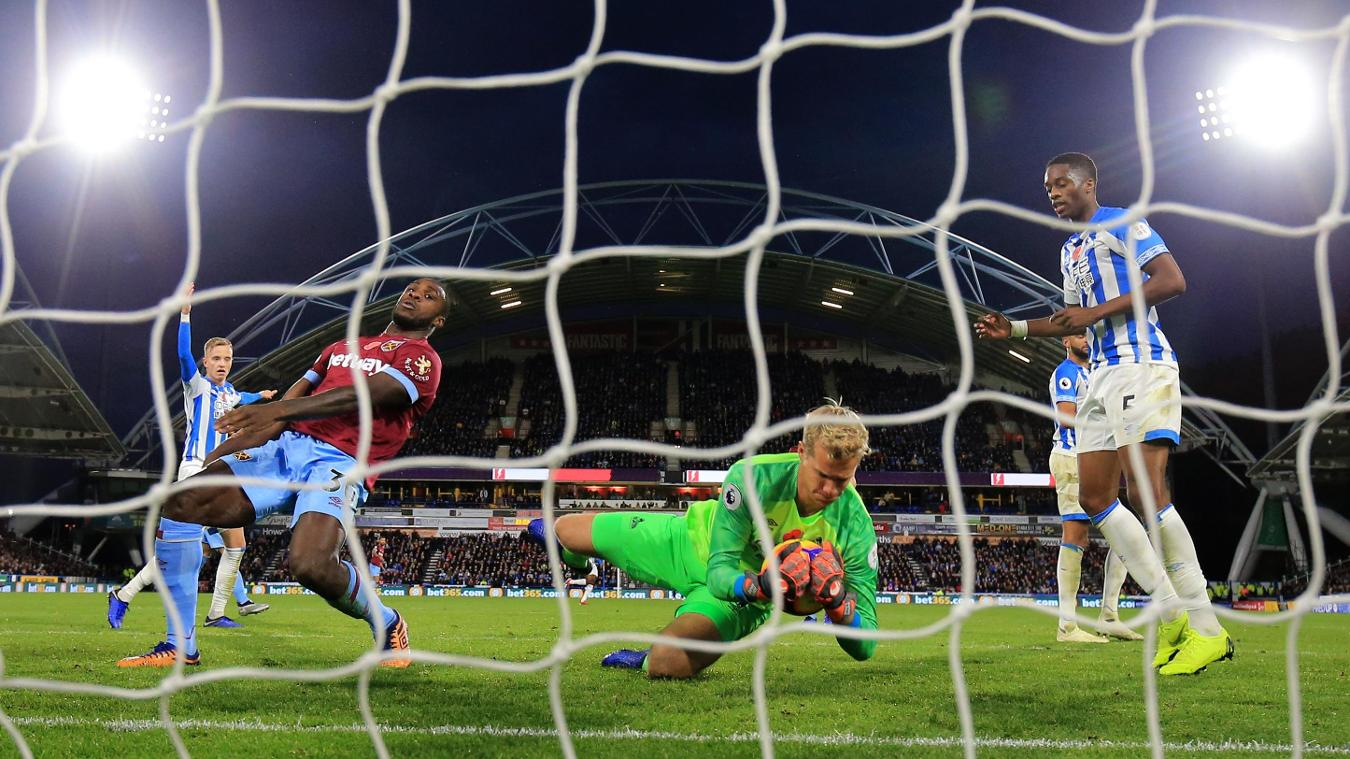 Huddersfield Town 1-1 West Ham United