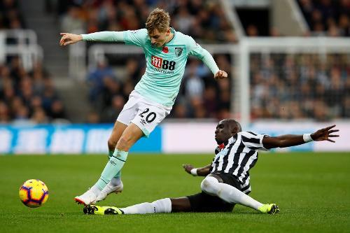 Newcastle v AFC Bournemouth, 2018/19   Premier League