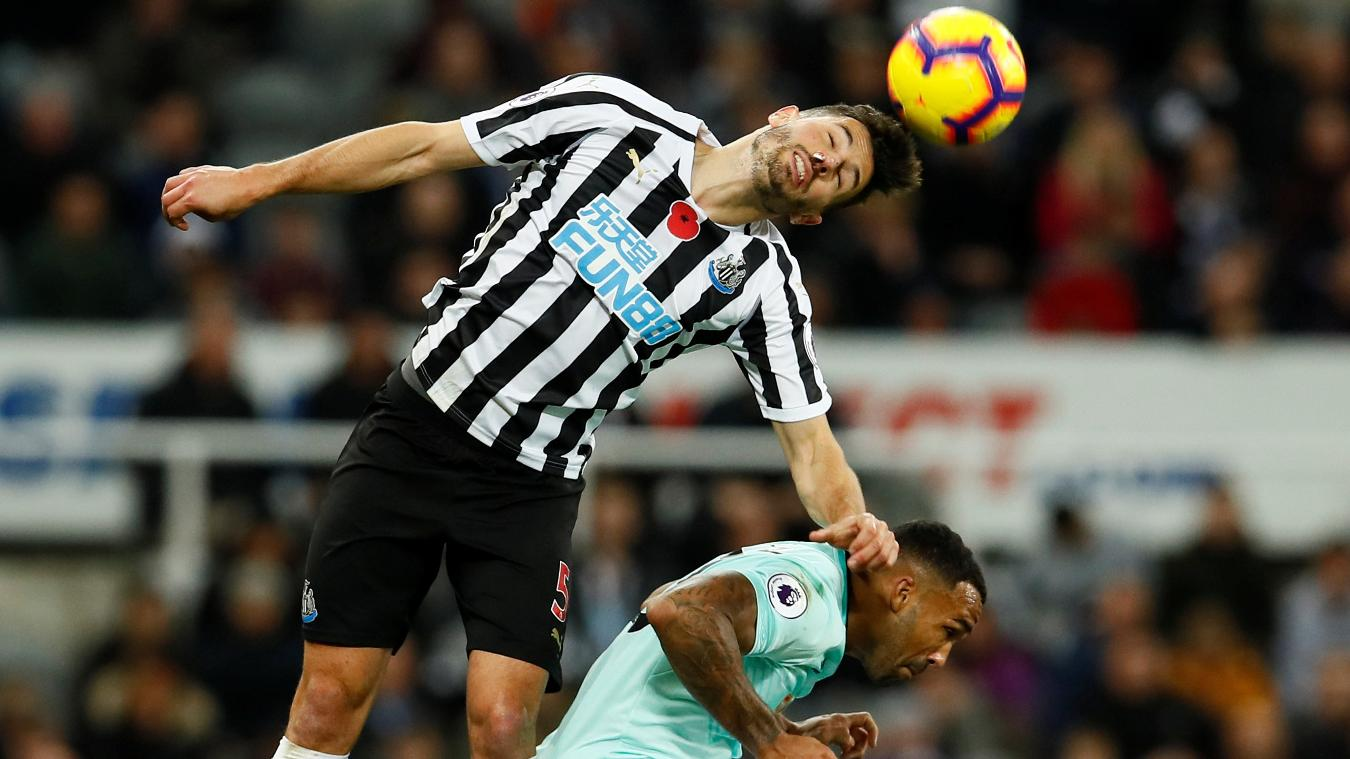 Newcastle United 2-1 AFC Bournemouth