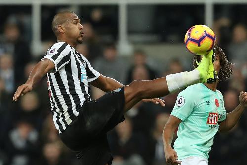 Newcastle v AFC Bournemouth, 2018/19 | Premier League