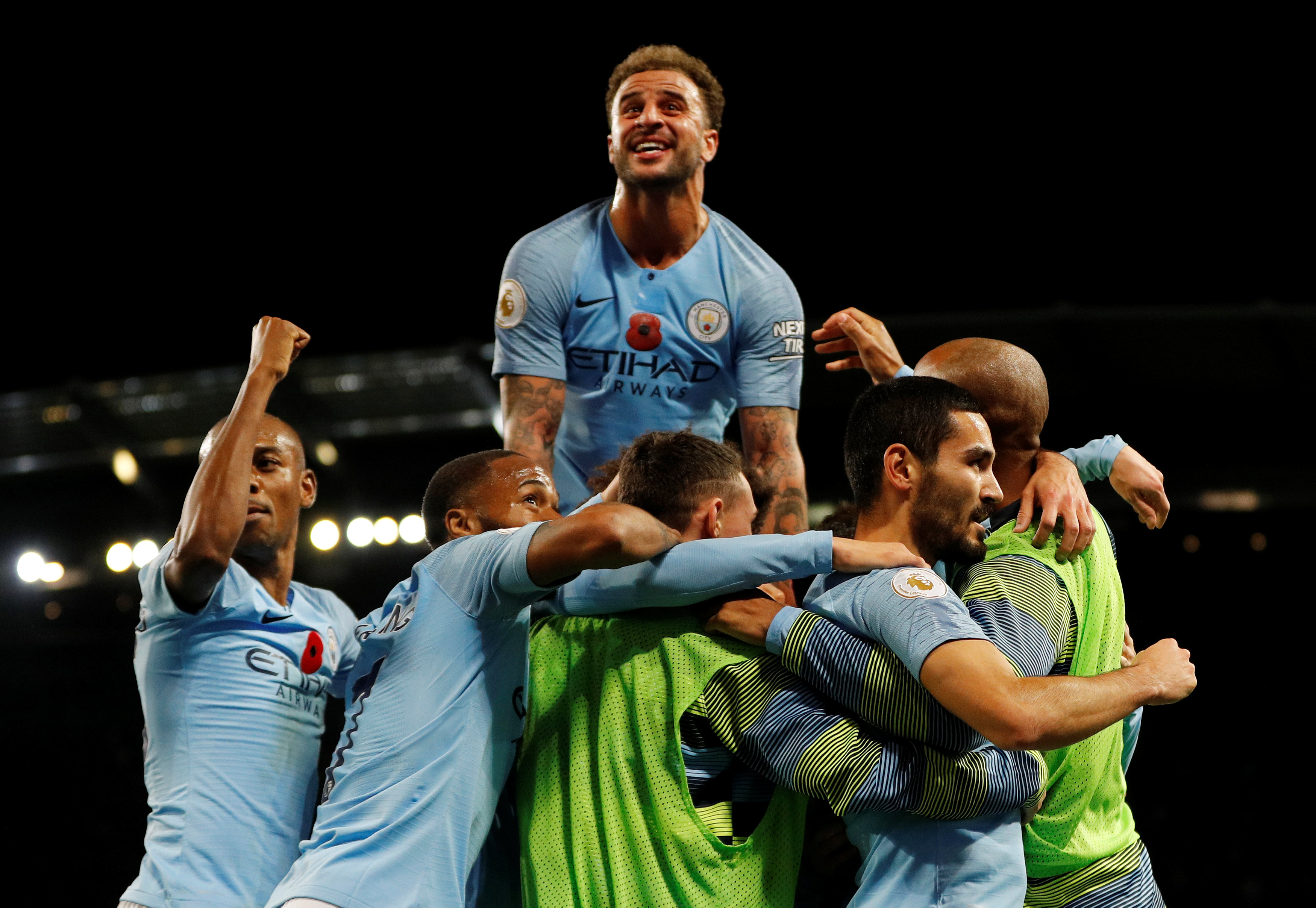 Man City: Man City Stay Top Thanks To Derby Victory