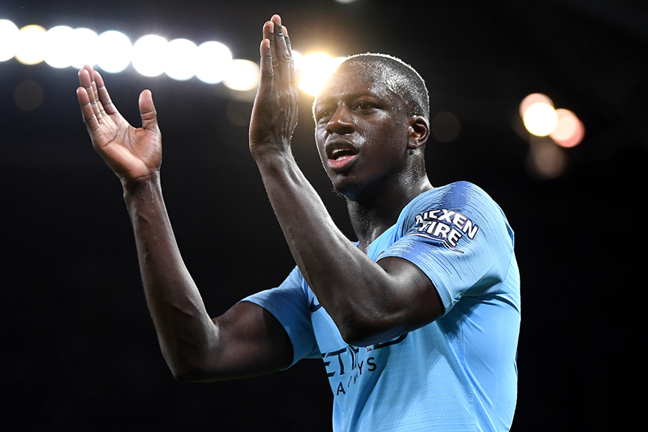 Benjamin Mendy, Man City