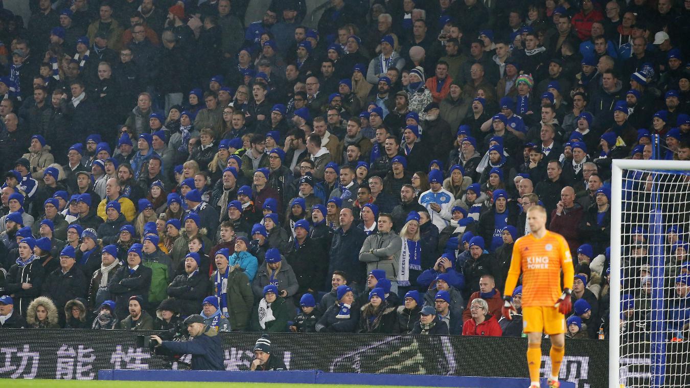 Brighton 1-1 Leicester City