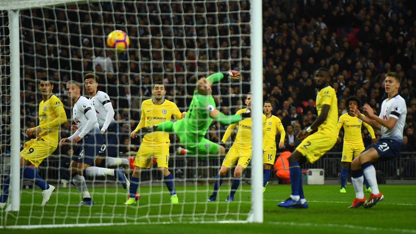 Tottenham Hotspur 3-1 Chelsea
