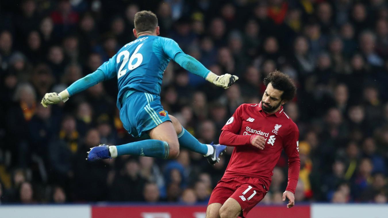 Watford 0-3 Liverpool