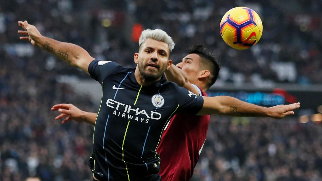 West Ham United 0-4 Manchester City