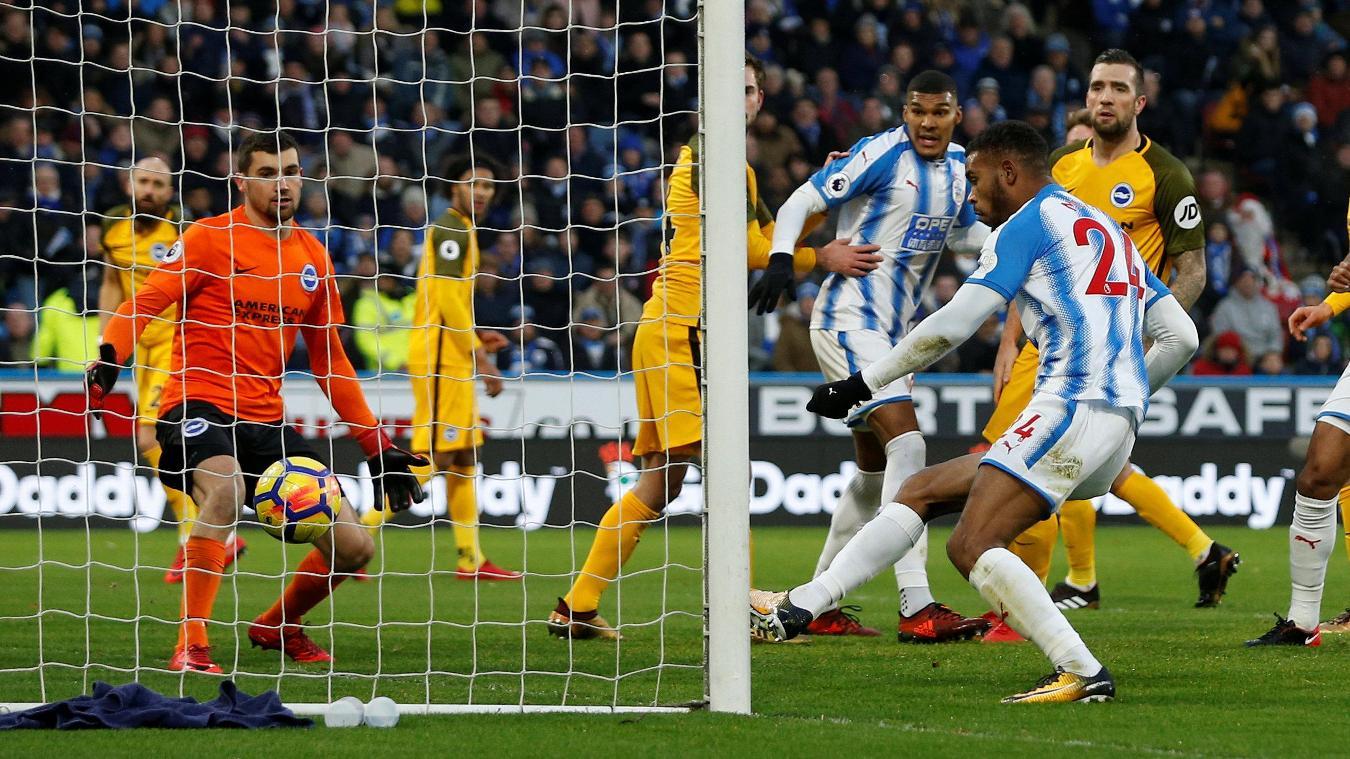 Huddersfield Town v Brighton