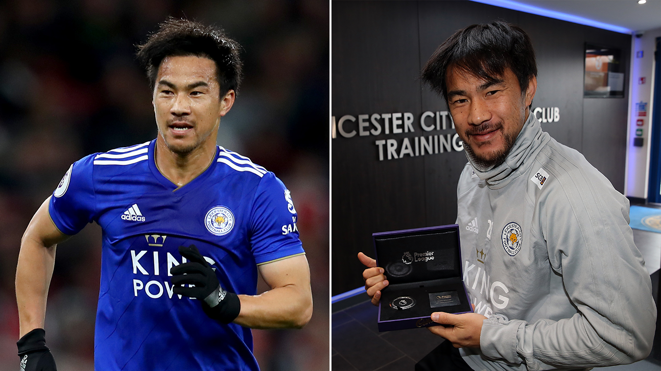 Premier League Milestones, Shinji Okazaki