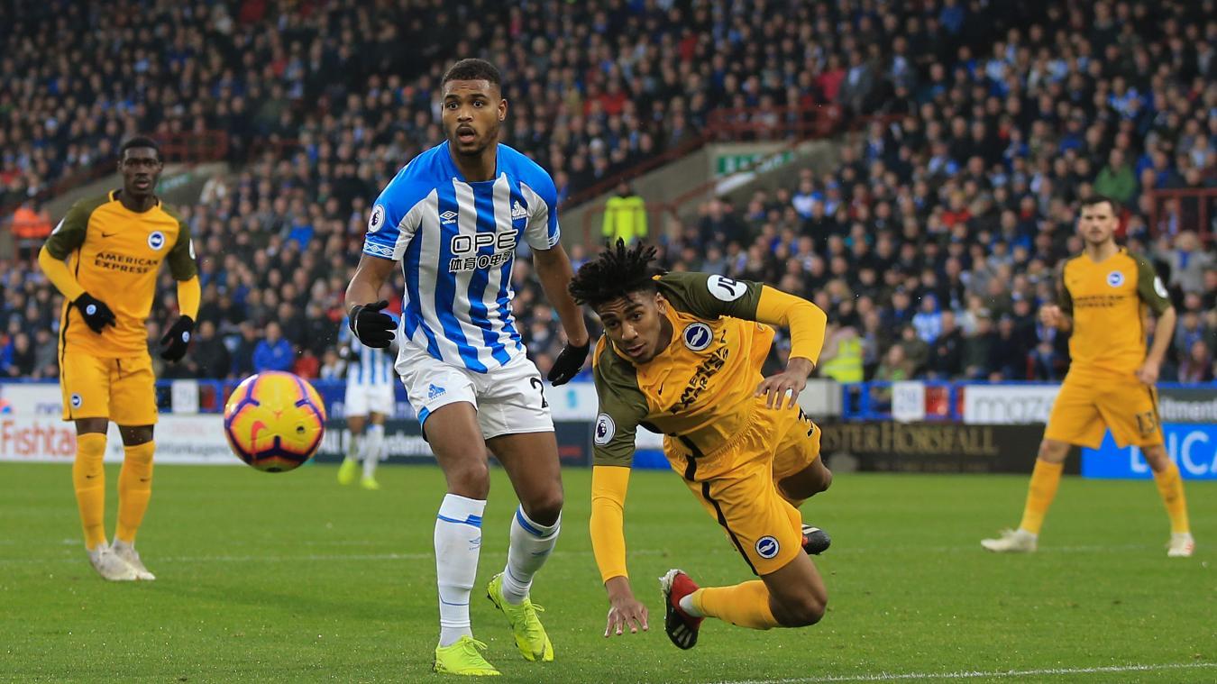 Huddersfield Town 1-2 Brighton & Hove Albion