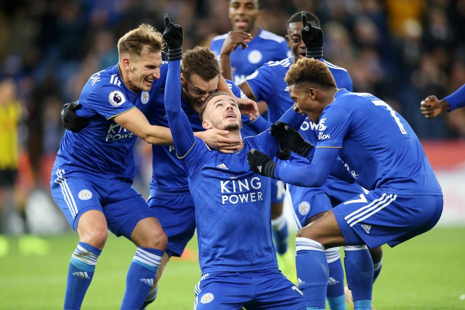 Leicester City v Watford