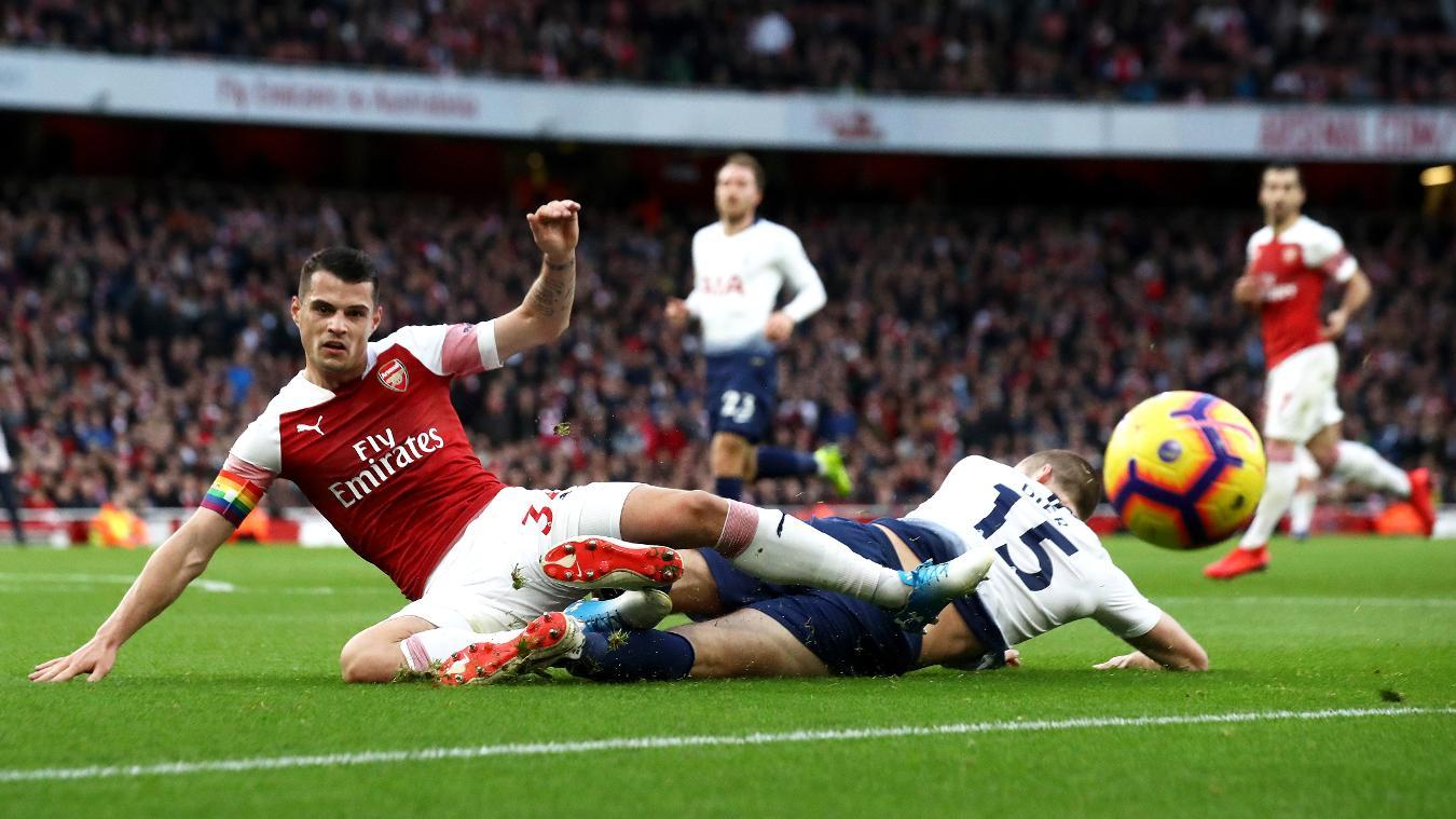 Arsenal 4-2 Tottenham Hotspur