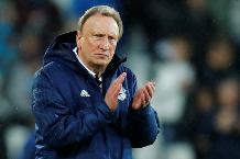 West Ham United v Cardiff City