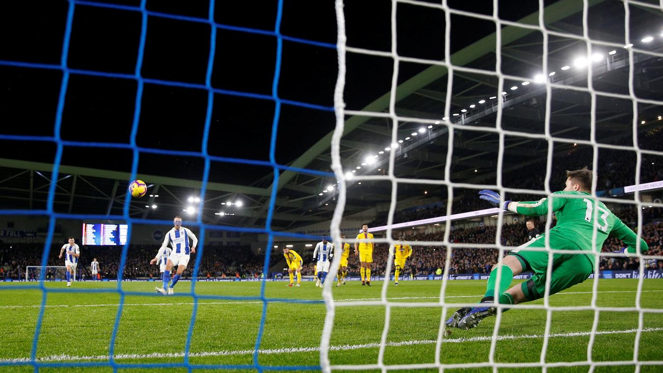 Brighton & Hove Albion 3-1 Crystal Palace