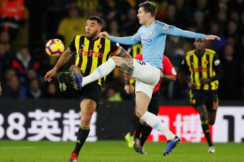 Image result for Man City vs Watford