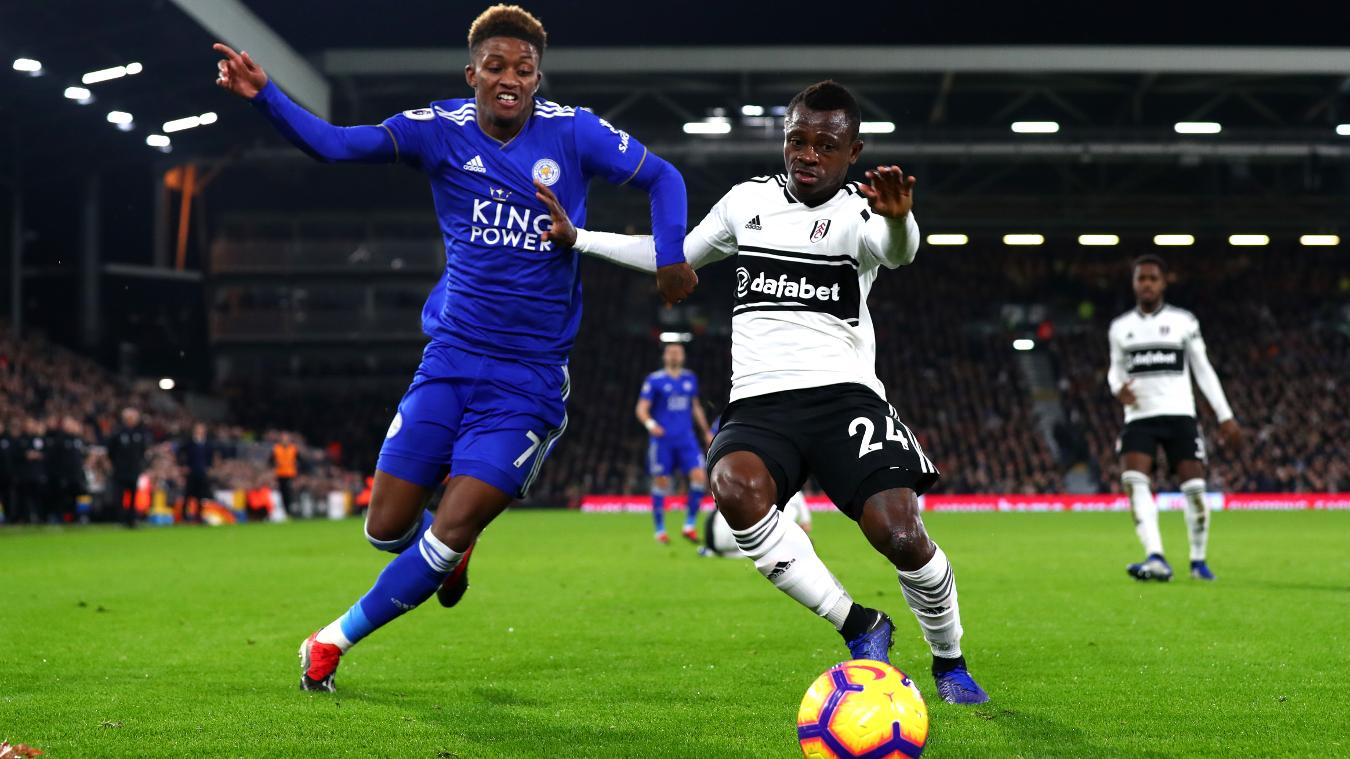 Fulham 1-1 Leicester City
