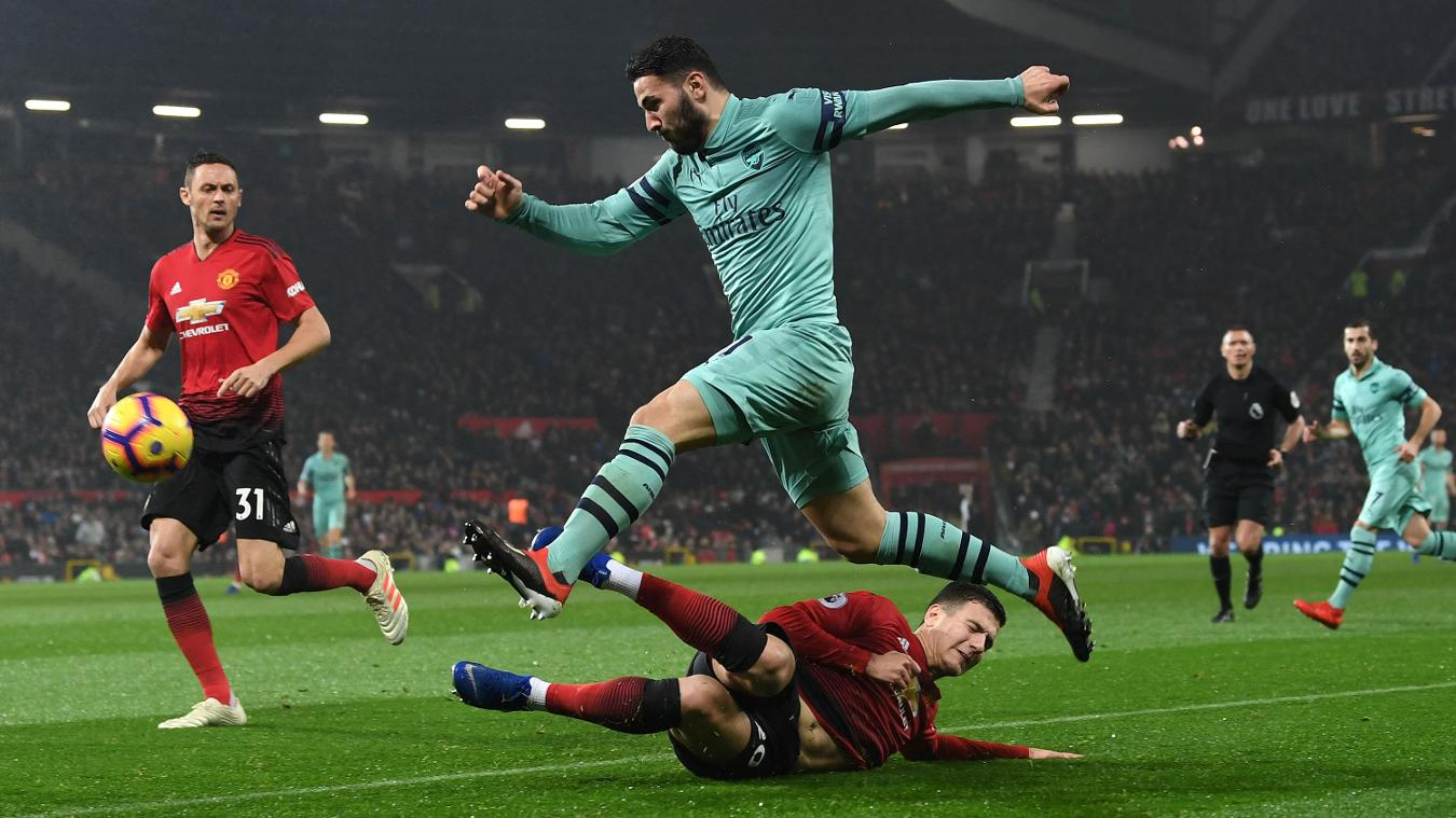 Manchester United 2-2 Arsenal