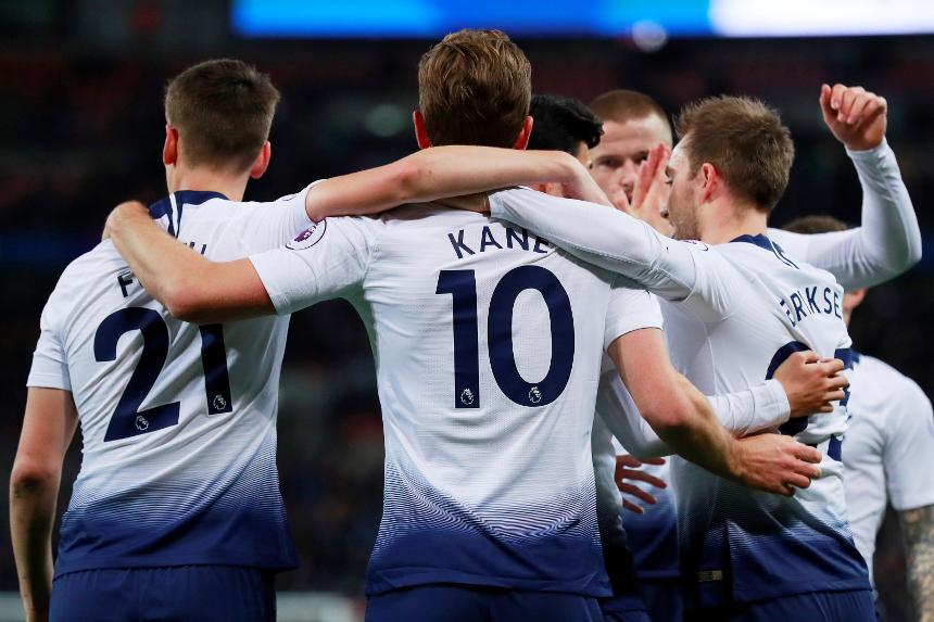 Tottenham Hotspur 3-1 Southampton