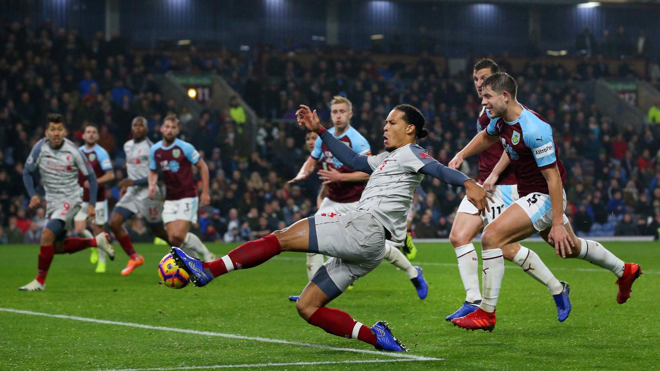 Burnley 1-3 Liverpool