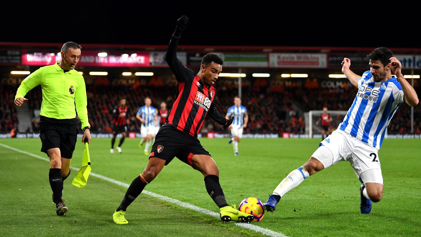 AFC Bournemouth 2-1 Huddersfield Town