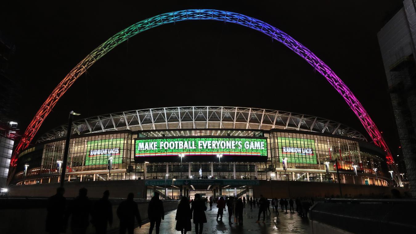 PL celebrates Rainbow Laces campaign