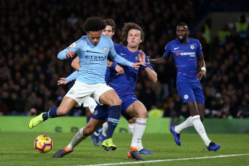 Chelsea v Man City, 2018/19   Premier League