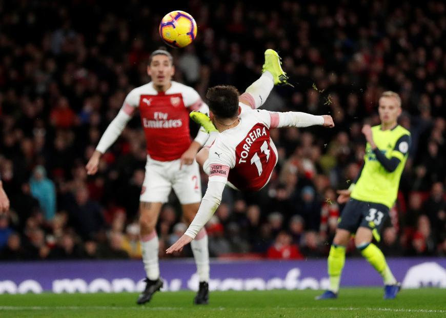 Arsenal 1-0 Huddersfield Town