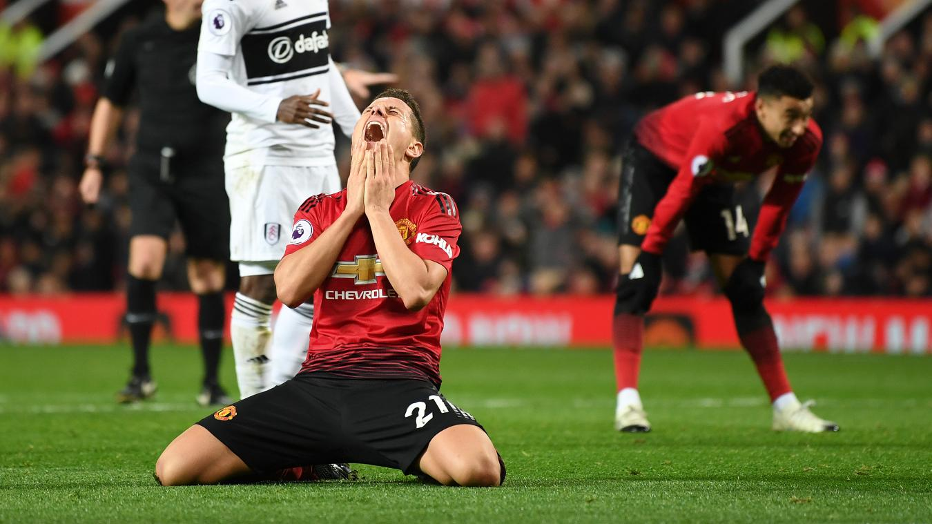 Manchester United 4-1 Fulham
