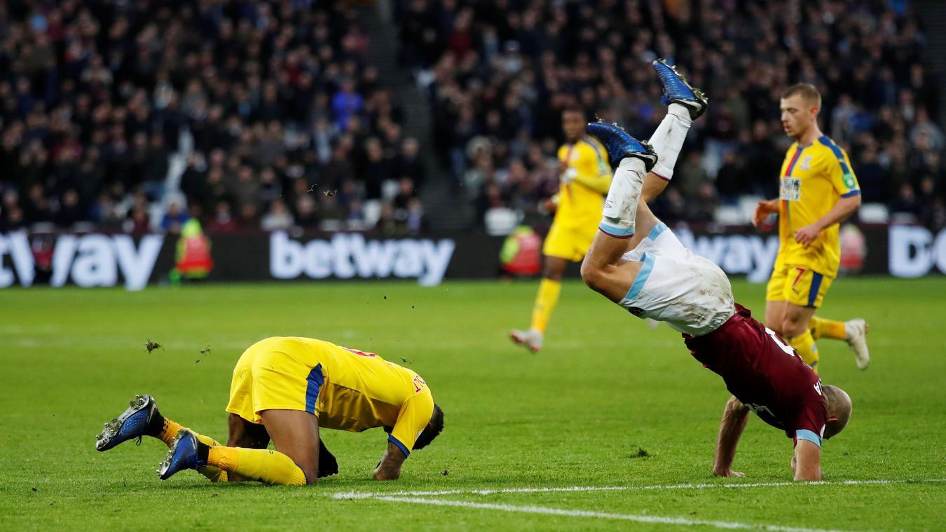 West Ham United 3-2 Crystal Palace