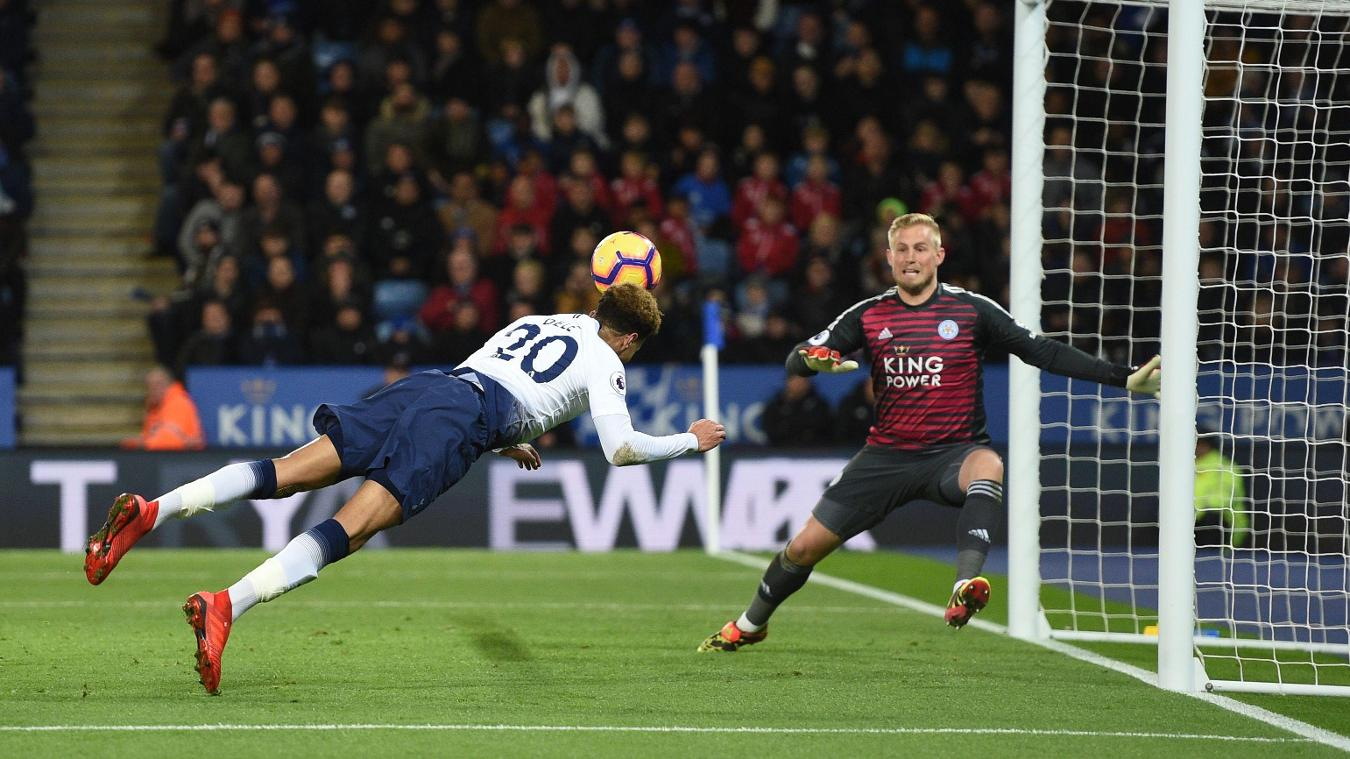 Leicester City 0-2 Tottenham Hotspur