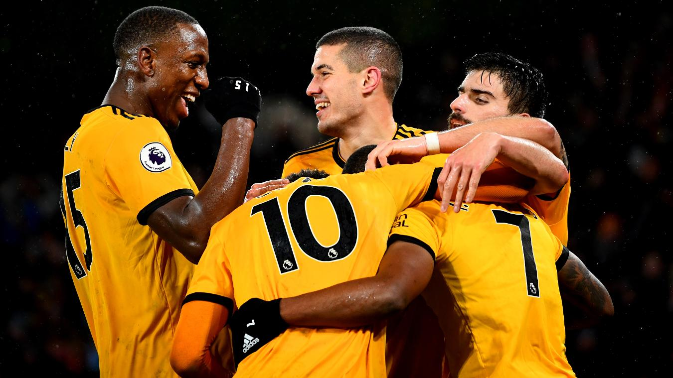 Wolverhampton Wanderers 2-0 AFC Bournemouth