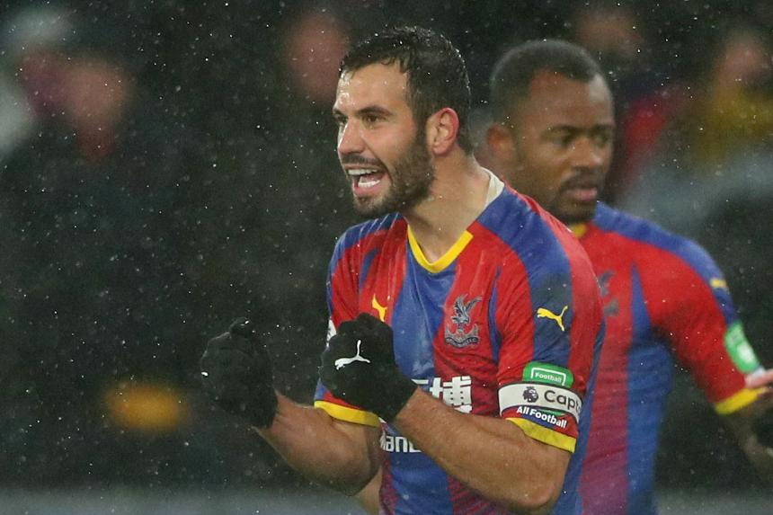 Crystal Palace 1-0 Leicester City