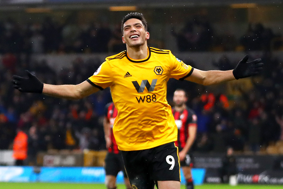 Image result for raul jimenez