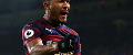 Newcastle United's Salomon Rondon celebrates scoring against Huddersfield Town