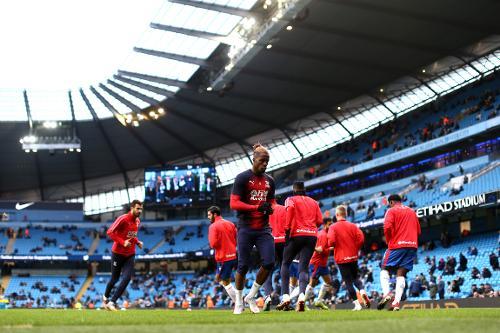 Man City v Crystal Palace, 2018/19 | Premier League