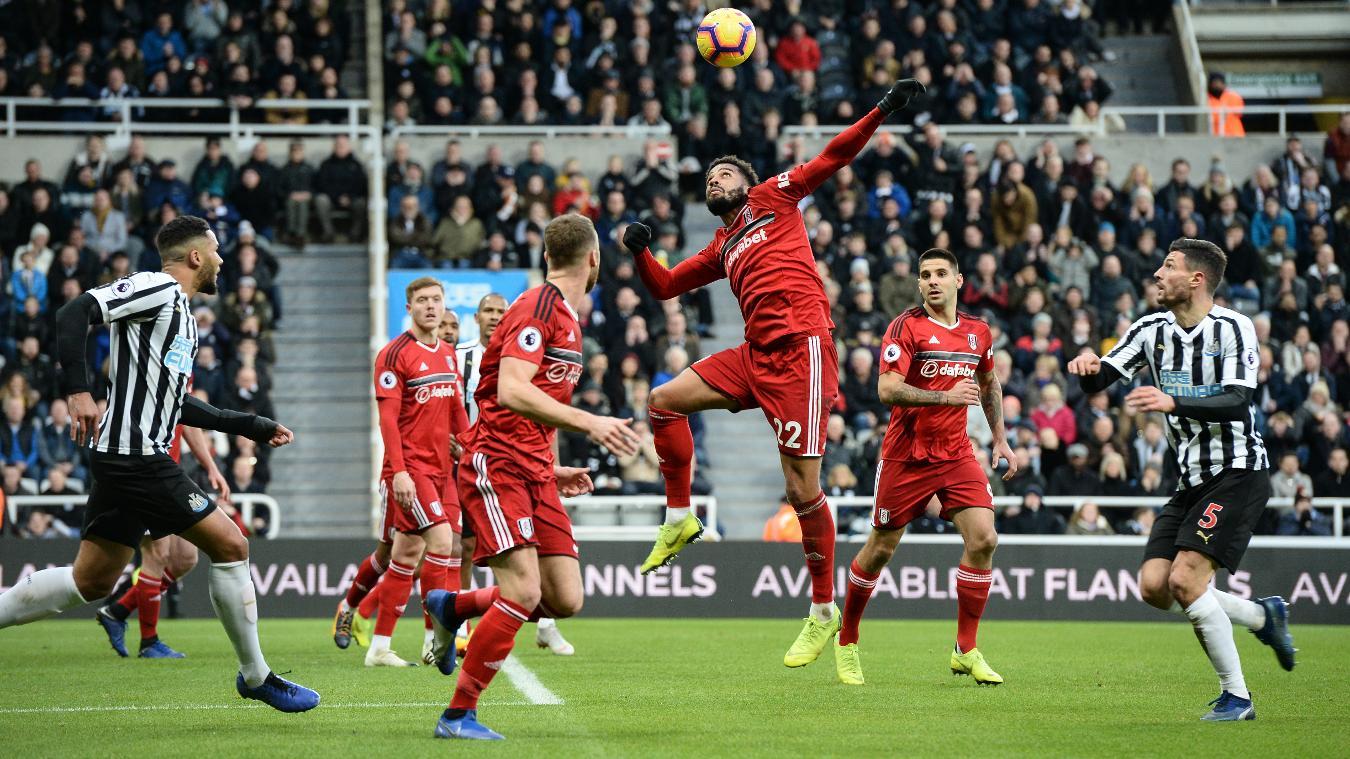 Newcastle United 0-0 Fulham