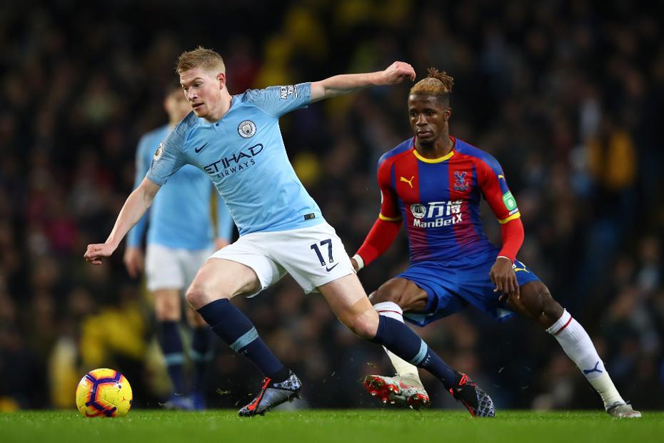 Manchester City v Crystal Palace - Kevin De Bruyne