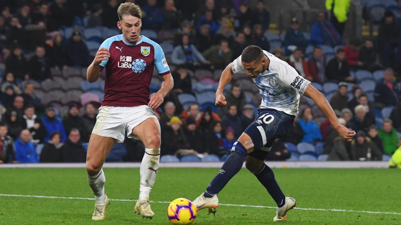 Burnley vs Everton 5-1 Highlights
