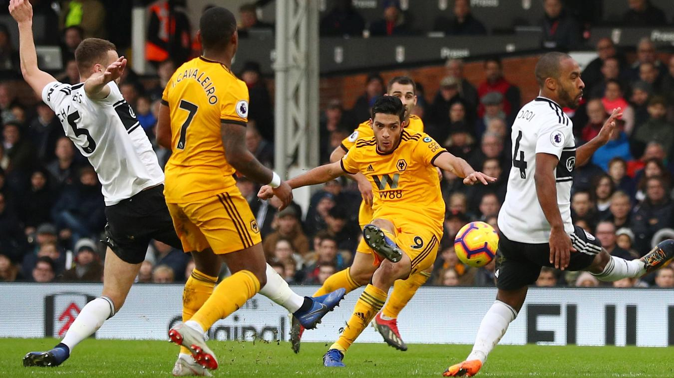 Fulham vs Wolverhampton 1-1 Highlights