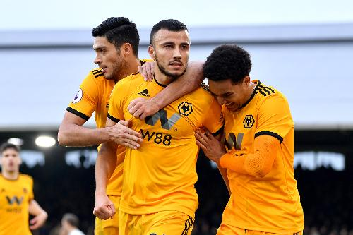 Fulham v Wolverhampton Wanderers be2a67339
