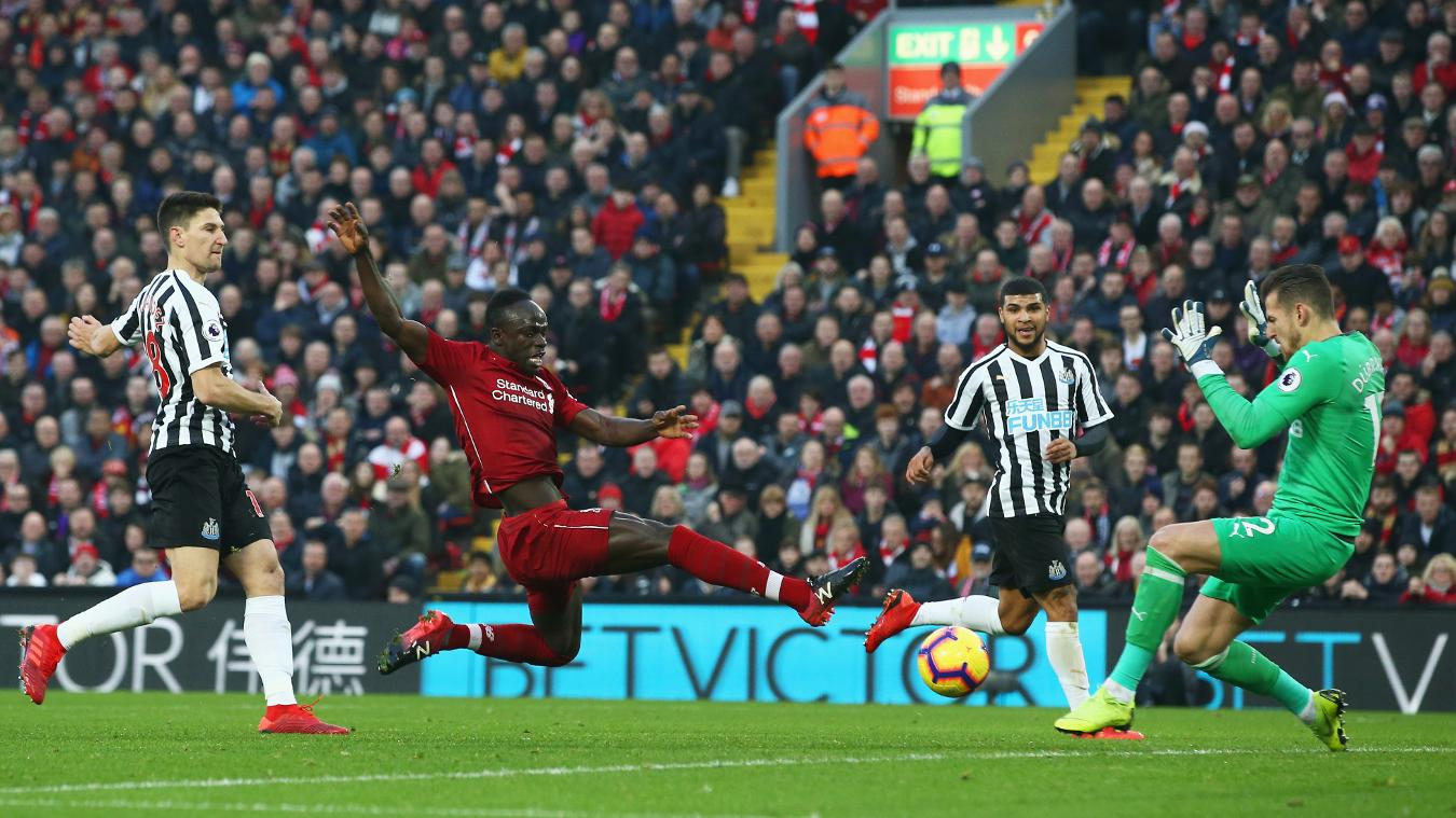 Liverpool vs Newcastle 4-0 Highlights 26.12.2018