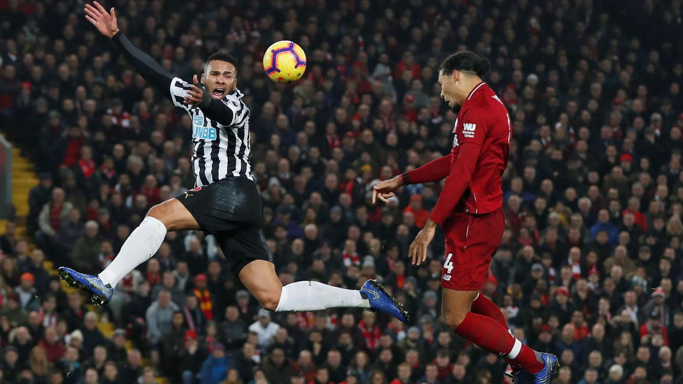 Liverpool 4-0 Newcastle United