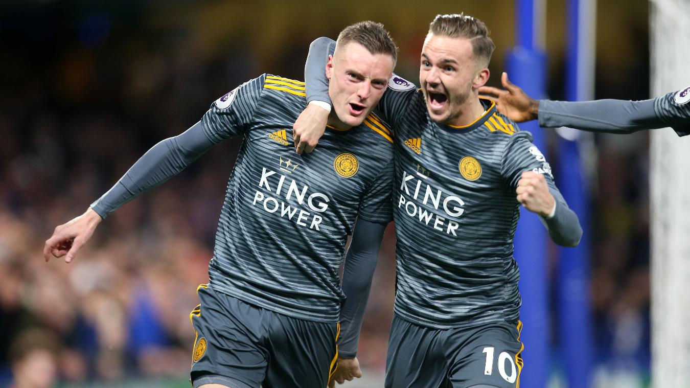 Leicester City v Cardiff City