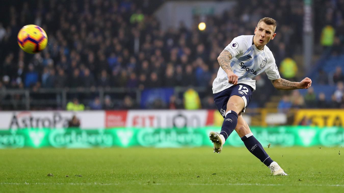 Burnley 1-5 Everton