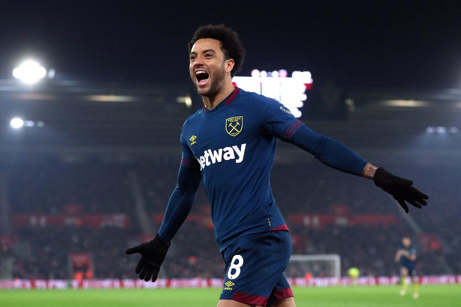 Southampton v West Ham United