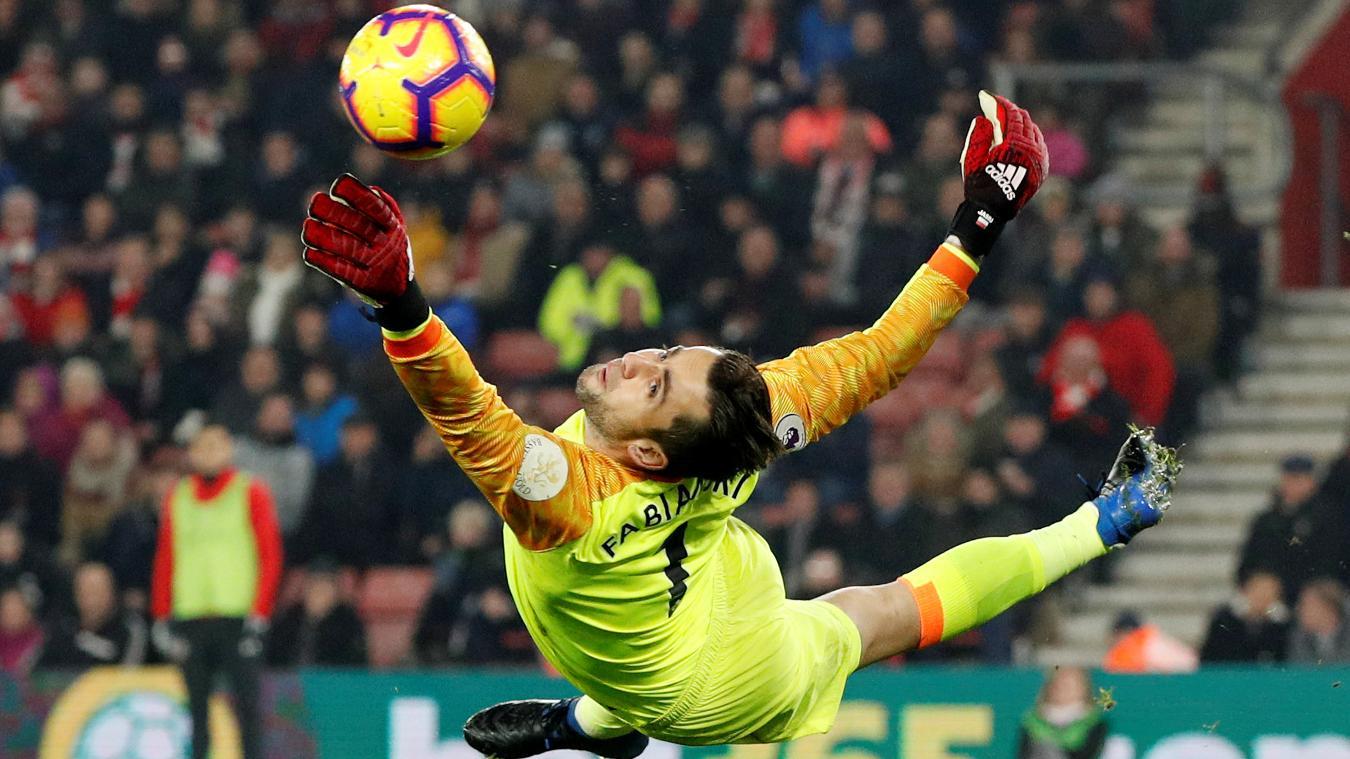 Southampton 1-2 West Ham United