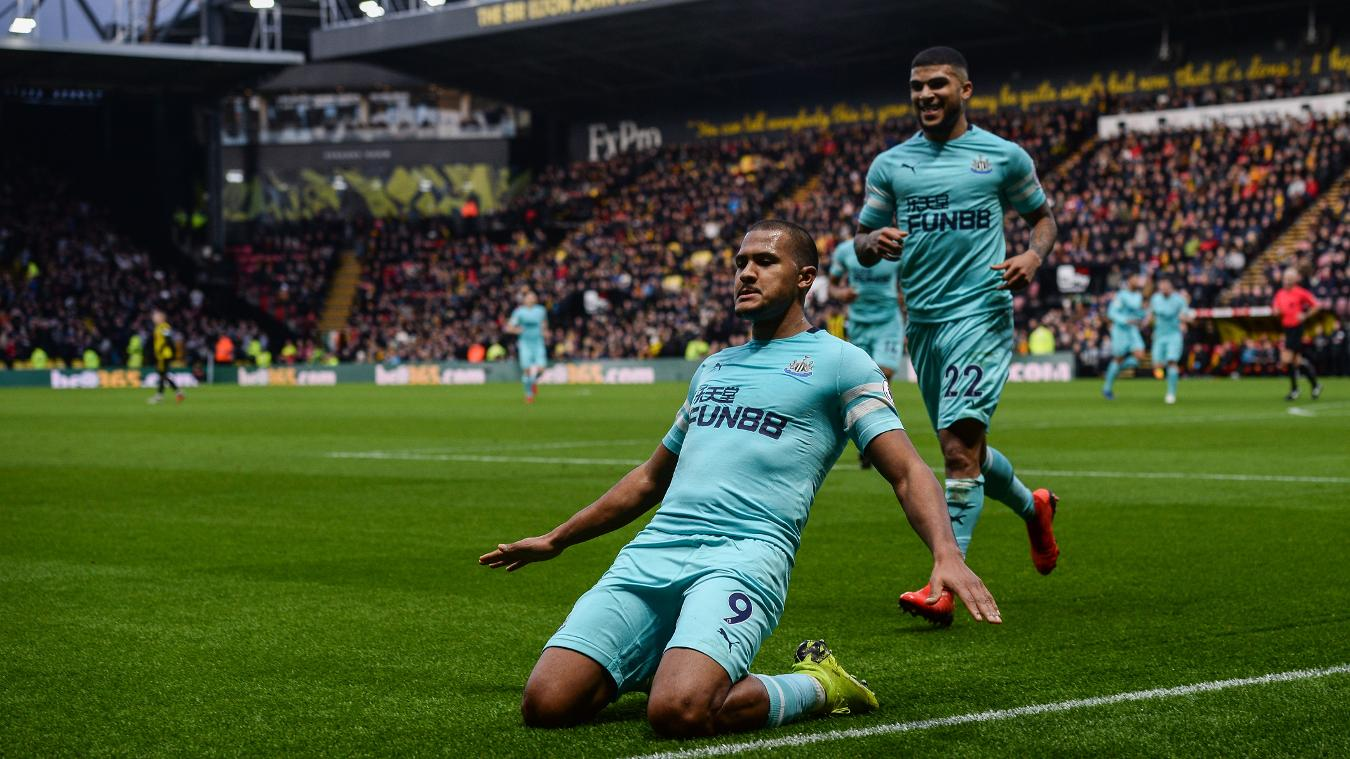 Watford 1-1 Newcastle United