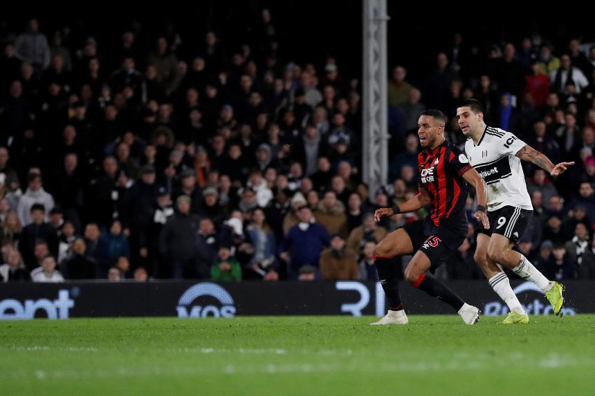 Fulham v Huddersfield Town