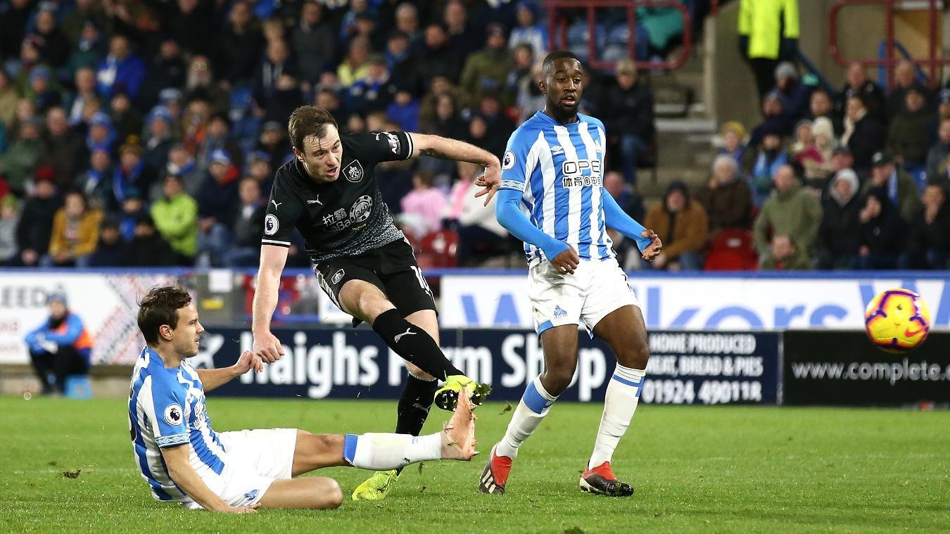 Huddersfield Town 1-2 Burnley
