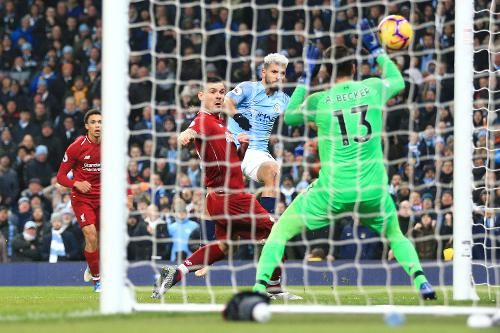 Man City v Liverpool, 2018/19 | Premier League